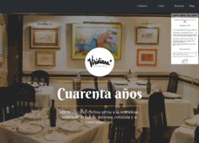 restauranteviridiana.com