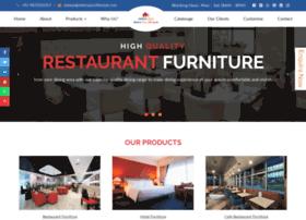 restaurantfurnitureindia.com