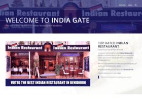 restaurantindiagate.com