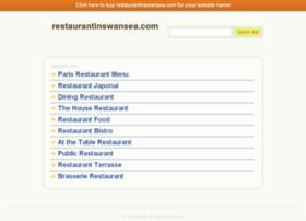 restaurantinswansea.com
