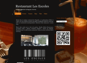 restaurantlesescoles.blogspot.com