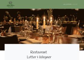 restaurantlutterundwegner.de