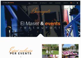 restaurantmaset.com