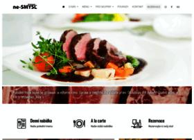 restaurantnesmysl.cz