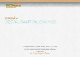 restaurantpalominos.com.mx