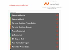 restaurantpromocodes.net