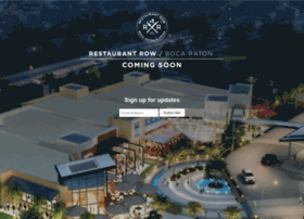 restaurantrow.com