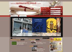 restaurants-nord.com