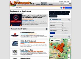 restaurants.co.za
