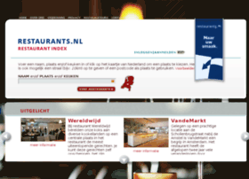 restaurants.nl