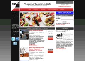 restaurantseminars.com