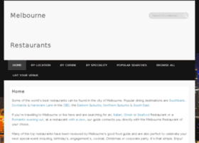 restaurantsmelbourne.com.au