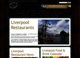 restaurantsofliverpool.com