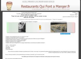 restaurantsquifontamanger.fr