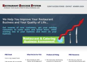 restaurantsuccesssystem.com