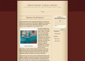 restauranttablelinens.wordpress.com