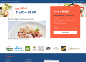 restaurantweek.co.za