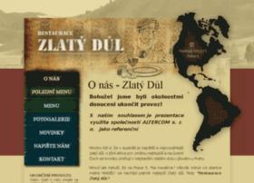 restaurantzlatydul.cz