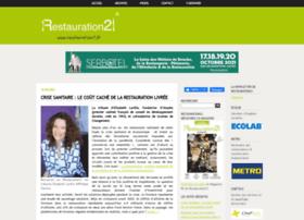 restauration21.fr