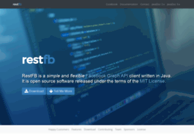restfb.com