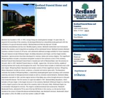 restland.tributes.com
