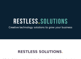 restless.solutions