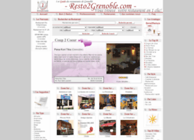 resto2grenoble.com