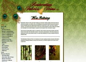 restorationfabricsandtrims.com