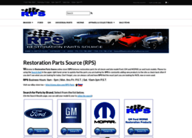 restorationpartssource.com