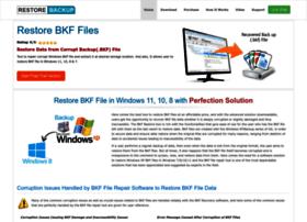 restorebkffile.com