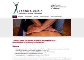 restoreclinic.co.uk
