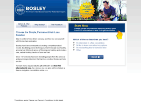 restored.bosley.com