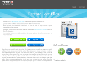 restorelostfiles.net
