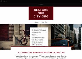 restoreourcity.org