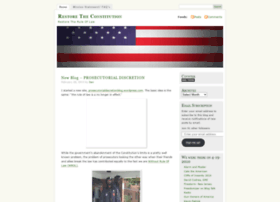 restoretheconstitution.wordpress.com
