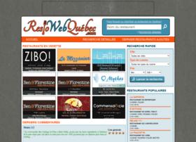 restowebquebec.com