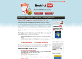 restrictpdf.com