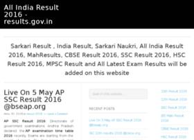 result-2016.com
