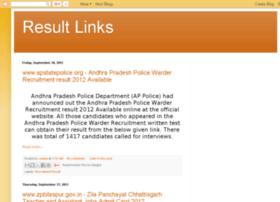 result-links.blogspot.in