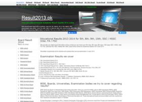 result2013.pk