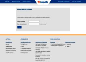 resultadoexame.hapvida.com.br