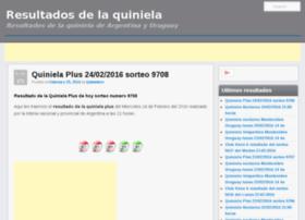 resultadosdelaquiniela.net