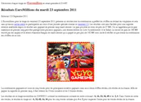 resultat-euromillion.fr
