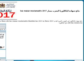 resultatbacmenara-ma.forumsmaroc.com