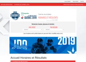 resultats.jeuxduquebec.com