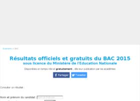 resultatsbac2013.com