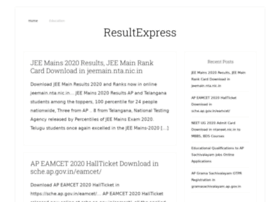 resultexpress.in