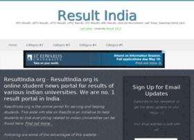 resultindia.org