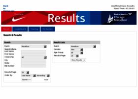 results.chicagomarathon.com