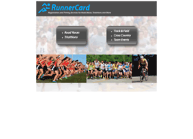 results.runnercard.com